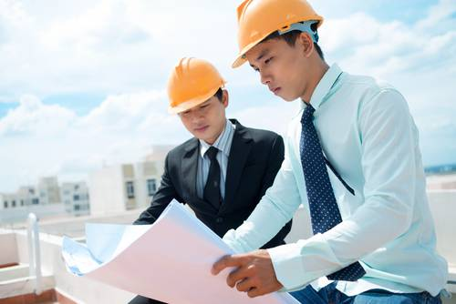 Reviewing Construction Plans for Commercial Construction Project