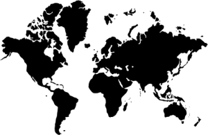 Global Contractor - Global Map Of Service