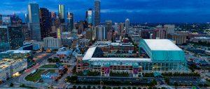 Houston Arena in Houston Texas
