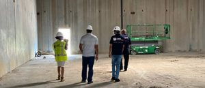 Dallas TX Industrial Building Contractors