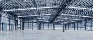 Warehouse Industrial Construction, Dallas, TX